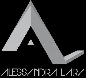 Logotipo Alessandra Lara Arquitetura e Design
